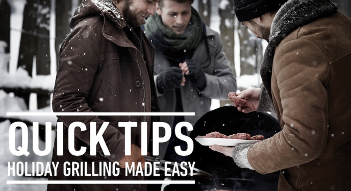 4 Holiday Grilling Tips You Need To Know